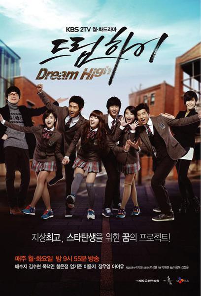 TV ratings for Dream High in France. KBS2 TV series