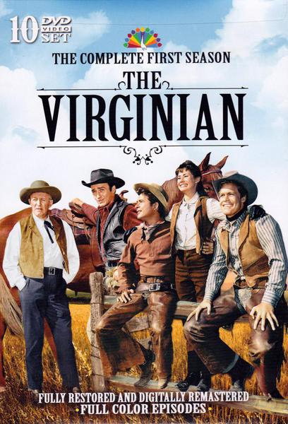 TV ratings for The Virginian in Italy. NBC TV series