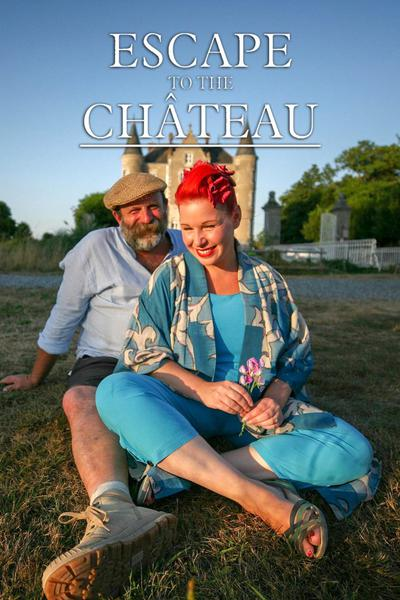 TV ratings for Escape To The Chateau in the United States. Channel 4 TV series