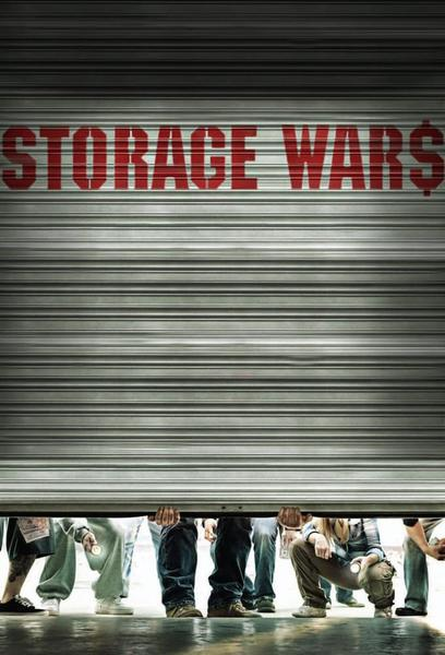 TV ratings for Storage Wars in Brazil. A&E TV series