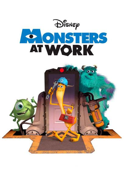 TV ratings for Monsters At Work in Mexico. Disney+ TV series