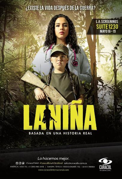 TV ratings for La Niña in Spain. Caracol Televisión TV series