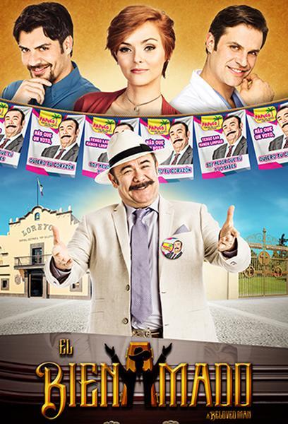 TV ratings for El Bienamado in France. Las Estrellas TV series