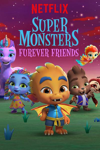 TV ratings for Super Monsters Furever Friends in the United Kingdom. Netflix TV series