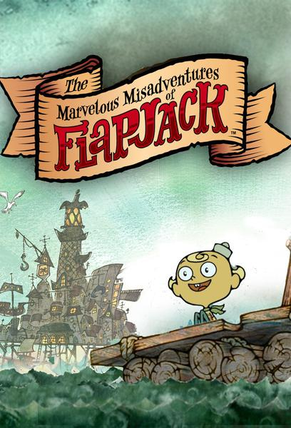 TV ratings for The Marvelous Misadventures Of Flapjack in Canada. Cartoon Network TV series