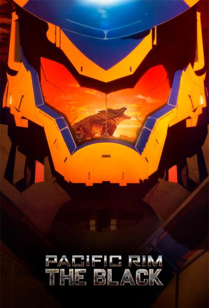 TV ratings for Pacific Rim: The Black in Spain. Netflix TV series