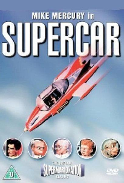 TV ratings for Supercar in the United States. ITV TV series