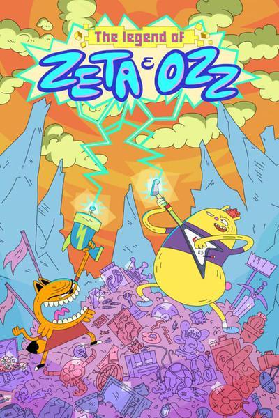 TV ratings for Zeta & Ozz in Germany. Cartoon Network TV series