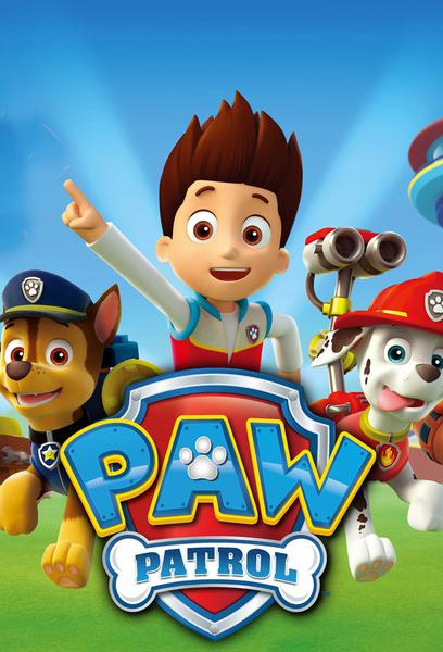 TV ratings for PAW Patrol in the United States. TVOKids TV series