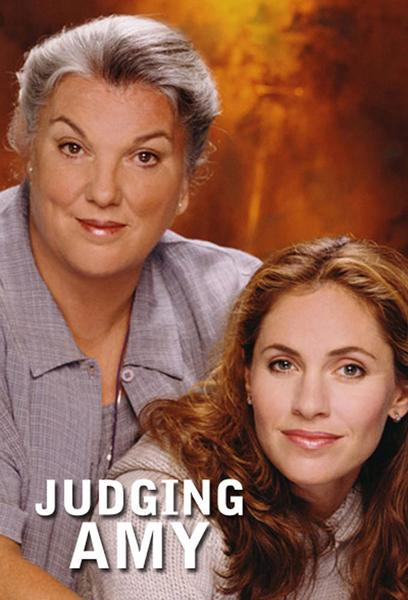TV ratings for Judging Amy in Denmark. CBS TV series