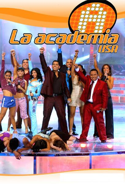 TV ratings for La Academia Usa in South Africa. Azteca Uno TV series