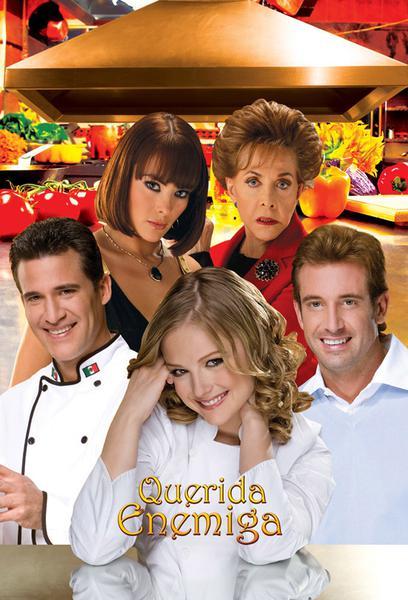 TV ratings for Querida Enemiga in the United States. Las Estrellas TV series
