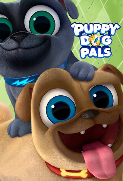 TV ratings for Puppy Dog Pals in South Korea. Disney Channel TV series