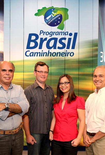 TV ratings for Brasil Caminhoneiro in Norway. SBT TV series