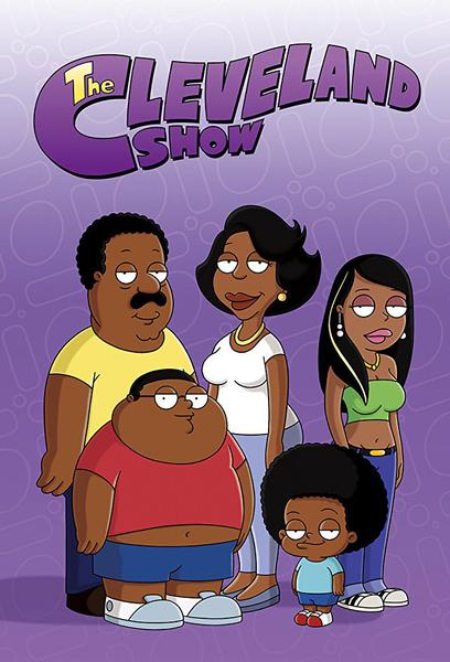 TV ratings for The Cleveland Show in France. FOX TV series