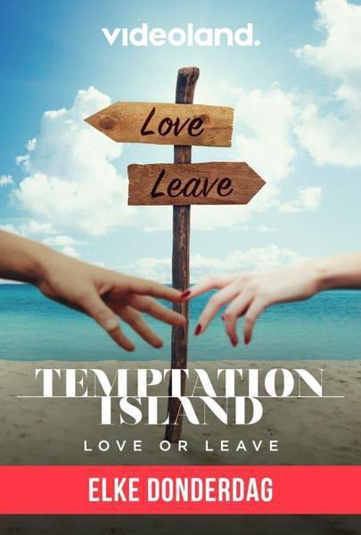 TV ratings for Temptation Island: Love or Leave (NL) in Netherlands. Videoland TV series