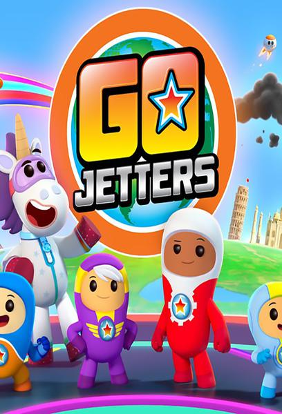 TV ratings for Go Jetters in the United States. CBeebies TV series
