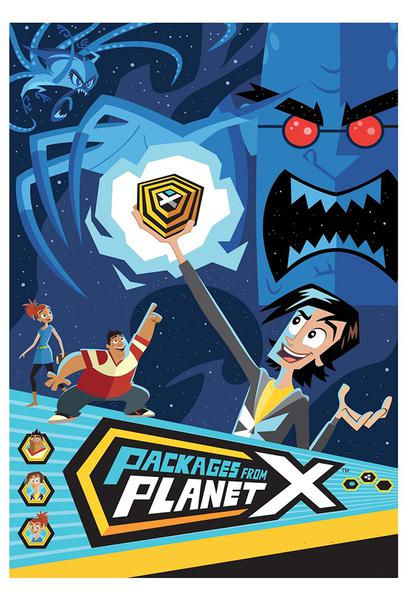 TV ratings for Packages From Planet X in Italy. Télétoon TV series