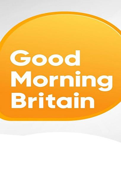 TV ratings for Good Morning Britain in the United Kingdom. ITV TV series