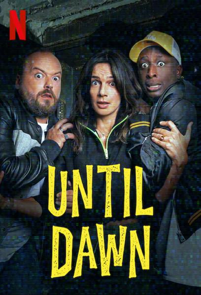 TV ratings for Until Dawn in the United Kingdom. Netflix TV series