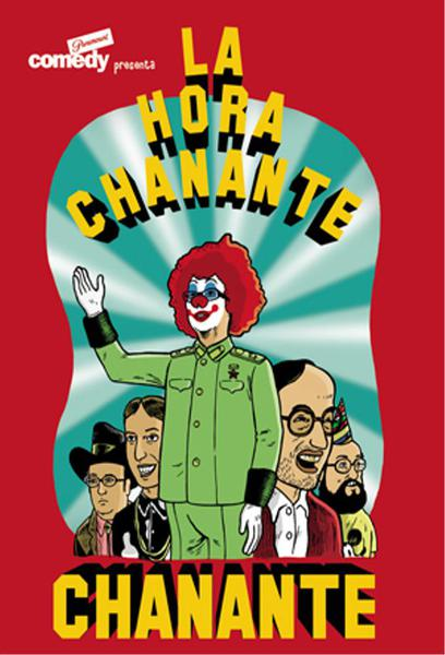 TV ratings for La Hora Chanante in the United States. Comedy Central TV series