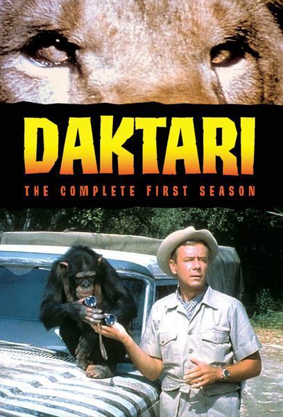 TV ratings for Daktari in Germany. CBS TV series