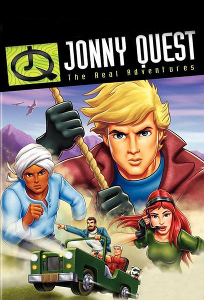TV ratings for The Real Adventures Of Jonny Quest in the United States. Cartoon Network TV series