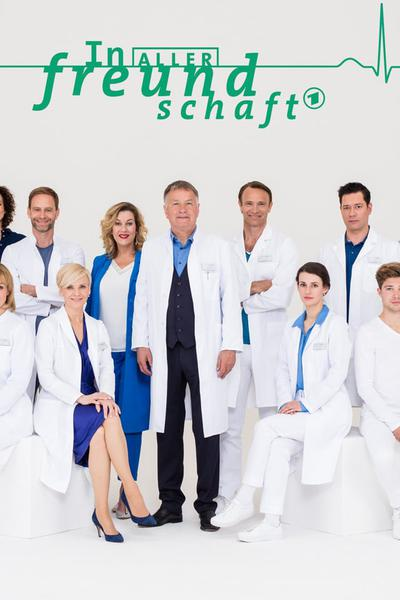 TV ratings for In Aller Freundschaft in the United States. Das Erste TV series