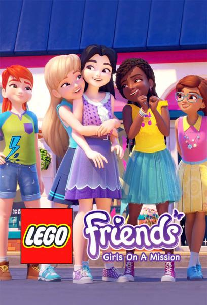 TV ratings for LEGO Friends: Girls on a Mission in South Korea. Family Channel TV series