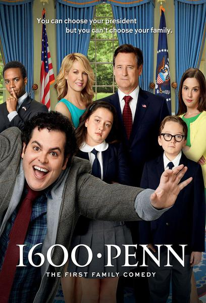 TV ratings for 1600 Penn in Italy. NBC TV series