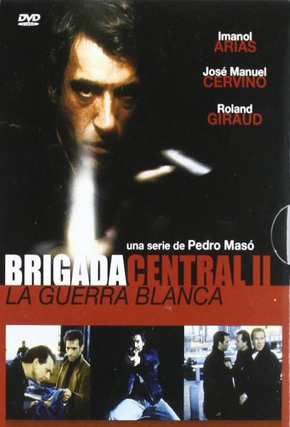 TV ratings for Brigada central in Argentina. Televisión Española TV series