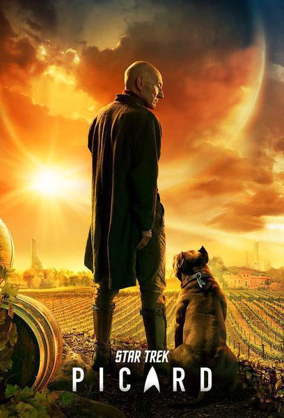 TV ratings for Star Trek: Picard in Spain. CBS All Access TV series