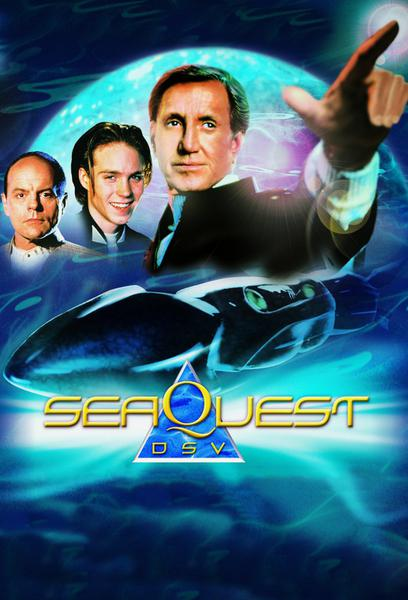 TV ratings for Seaquest Dsv in South Korea. NBC TV series
