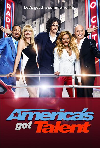 TV ratings for America's Got Talent in the United States. NBC TV series