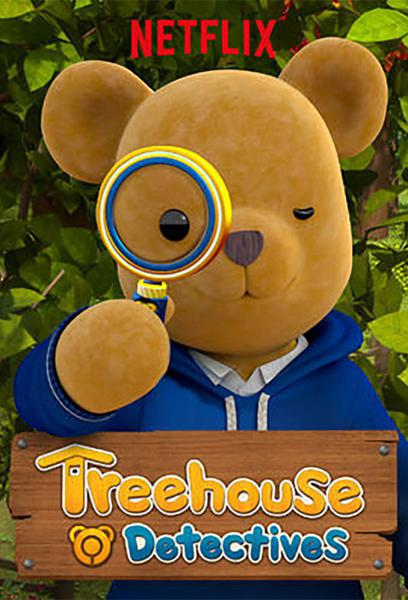 TV ratings for Treehouse Detectives in the United States. Netflix TV series