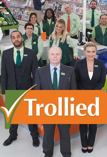 TV ratings for Trollied in the United States. Sky 1 TV series