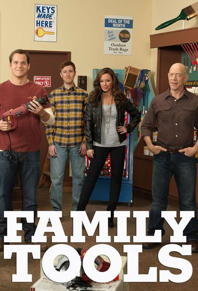 TV ratings for Family Tools in Denmark. ABC TV series