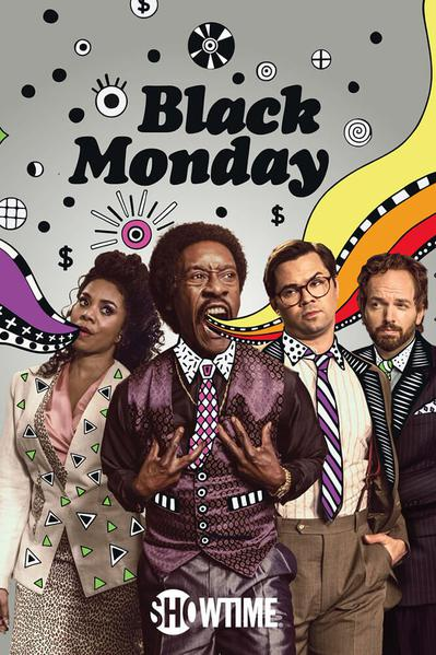 TV ratings for Black Monday in Spain. Showtime TV series