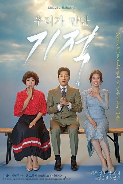 TV ratings for The Miracle We Met in South Africa. KBS TV series
