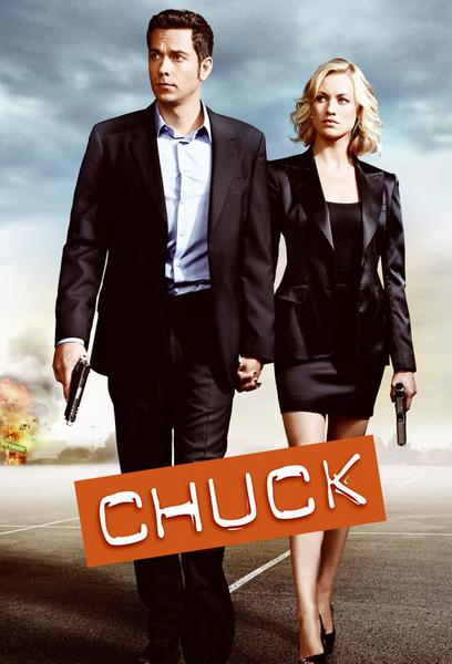 TV ratings for Chuck in France. NBC TV series