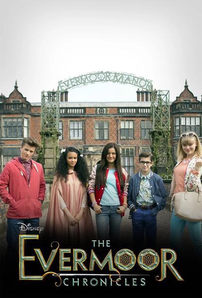TV ratings for Evermoor in Ireland. Disney Channel UK TV series