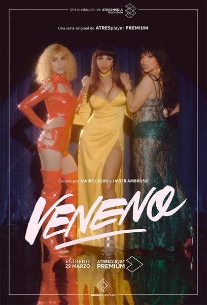TV ratings for Veneno. Vida y muerte de un icono in Spain. ATRESPlayer TV series