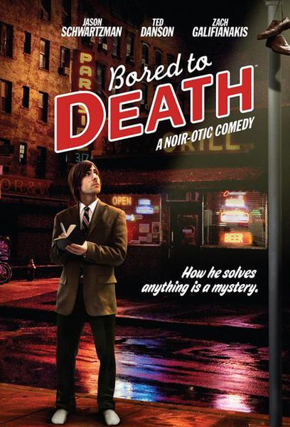 TV ratings for Bored To Death in Denmark. HBO TV series