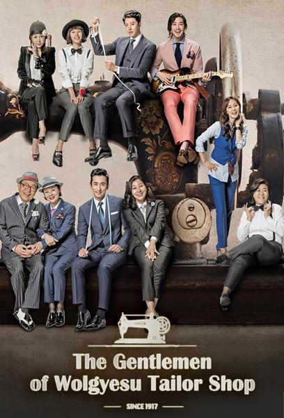 TV ratings for The Gentlemen Of Wolgyesu Tailor Shop in the United States. KBS2 TV series