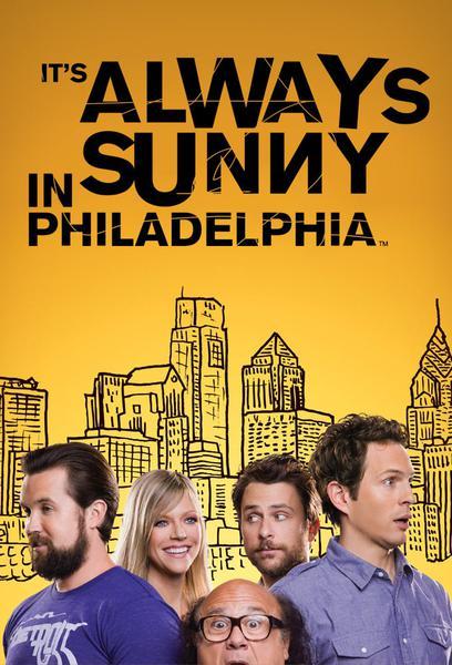 TV ratings for It's Always Sunny In Philadelphia in Germany. FX TV series