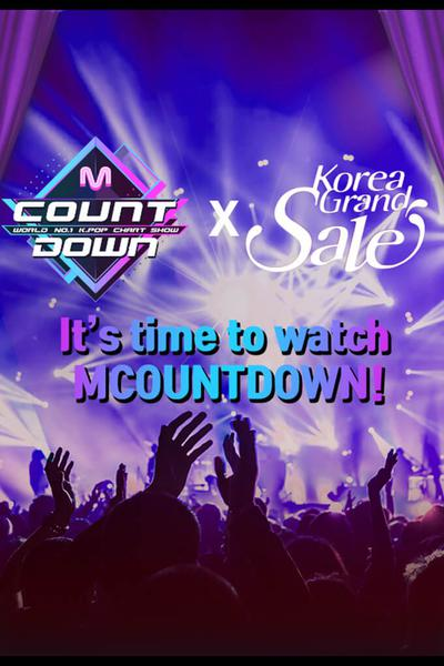 TV ratings for M Countdown (엠카운트다운) in South Korea. Mnet TV series