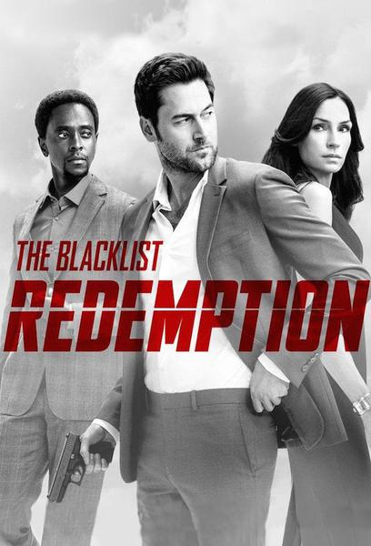 TV ratings for The Blacklist: Redemption in Argentina. NBC TV series