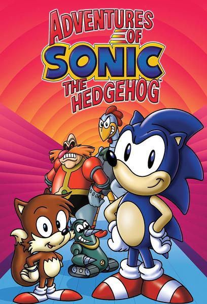 TV ratings for The Adventures Of Sonic The Hedgehog in the United States. broadcast syndication TV series