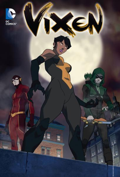 TV ratings for Vixen in the United States. CW Seed TV series