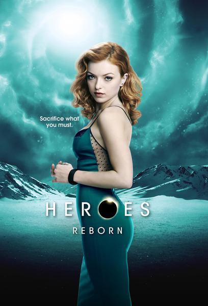 TV ratings for Heroes Reborn in Japan. NBC TV series
